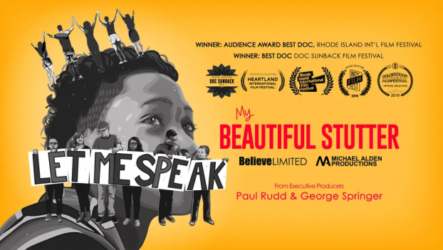 """My Beautiful Stutter"" Film Screening this Saturday"