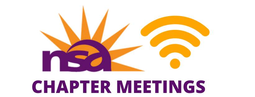 Join us for a virtual chapter meeting next week!