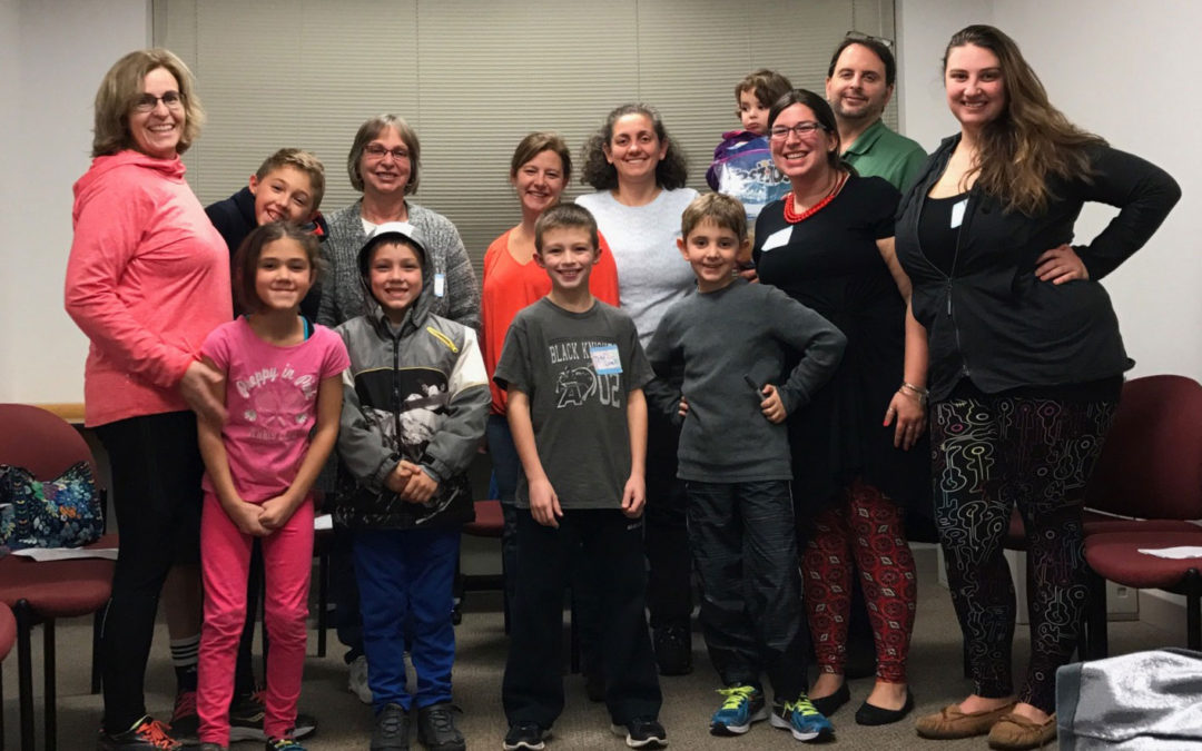 Introducing the *NEW* NSA Boston Family Chapter!