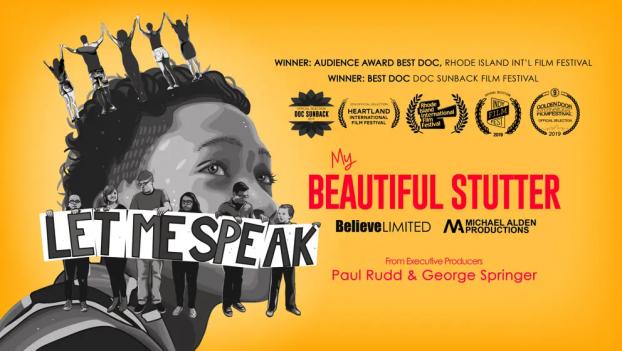 """My Beautiful Stutter"" Film Screening this Saturday"