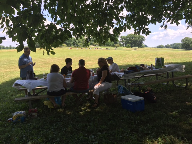 Summer Picnic at Valley Forge Park- Recap